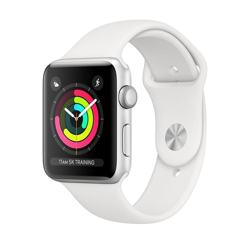 Apple Watch Series 3 38mm Silver Aluminum (Full VAT)