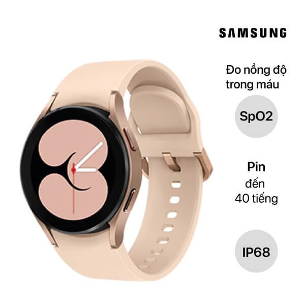 Samsung Galaxy Watch 4 R860 40mm Chính Hãng