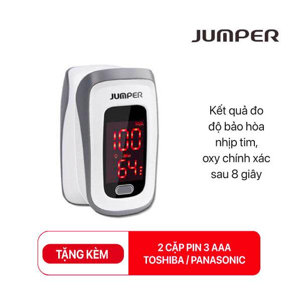 Máy đo nồng độ Oxy SPO2 JUMPER JPD-500E