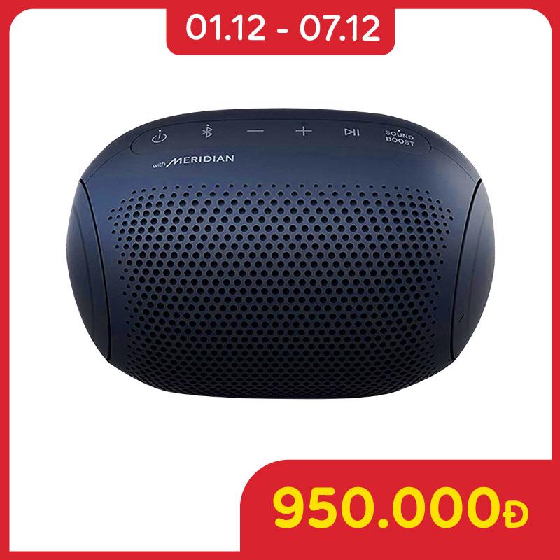 Loa di động Bluetooth LG XBOOMGO PL2