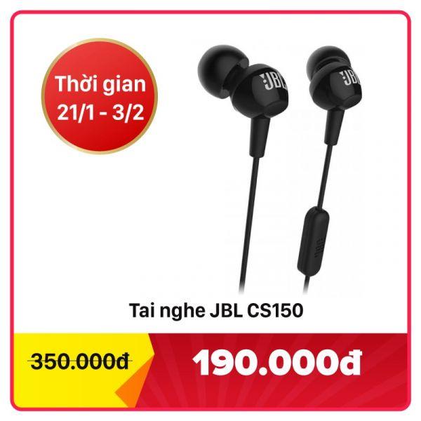 Tai nghe JBL C150SI