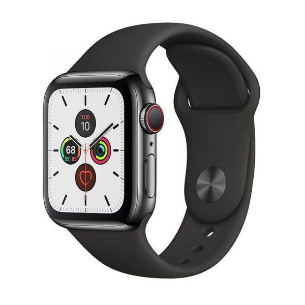 Apple Watch Series 5 44MM Space Gray Aluminum