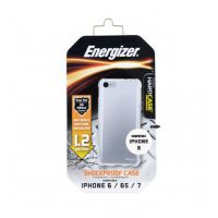 Ốp lưng trong Energizer chống sốc 1.2m cho iPhone 6/7/8 - ENCMA12IP7TR