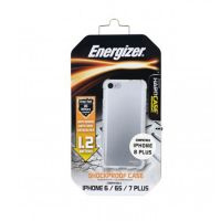Ốp lưng trong Energizer chống sốc 1.2m cho iPhone 6/7/8 Plus - ENCMA12IP7PTR