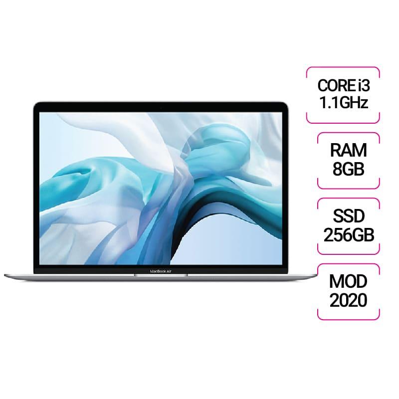 Macbook Air 13 Touch ID Core i3 1.1GHz/8GB/256GB (2020) Chính hãng (Active Online)