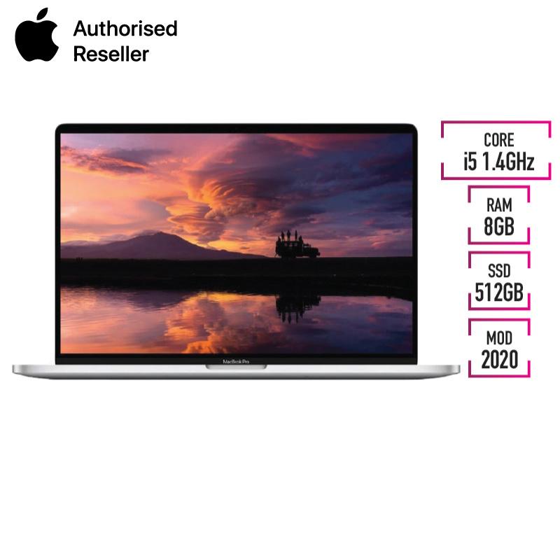 Macbook Pro 13 Touch ID Core i5 8GB/512GB (2020) Chính hãng (Full VAT)