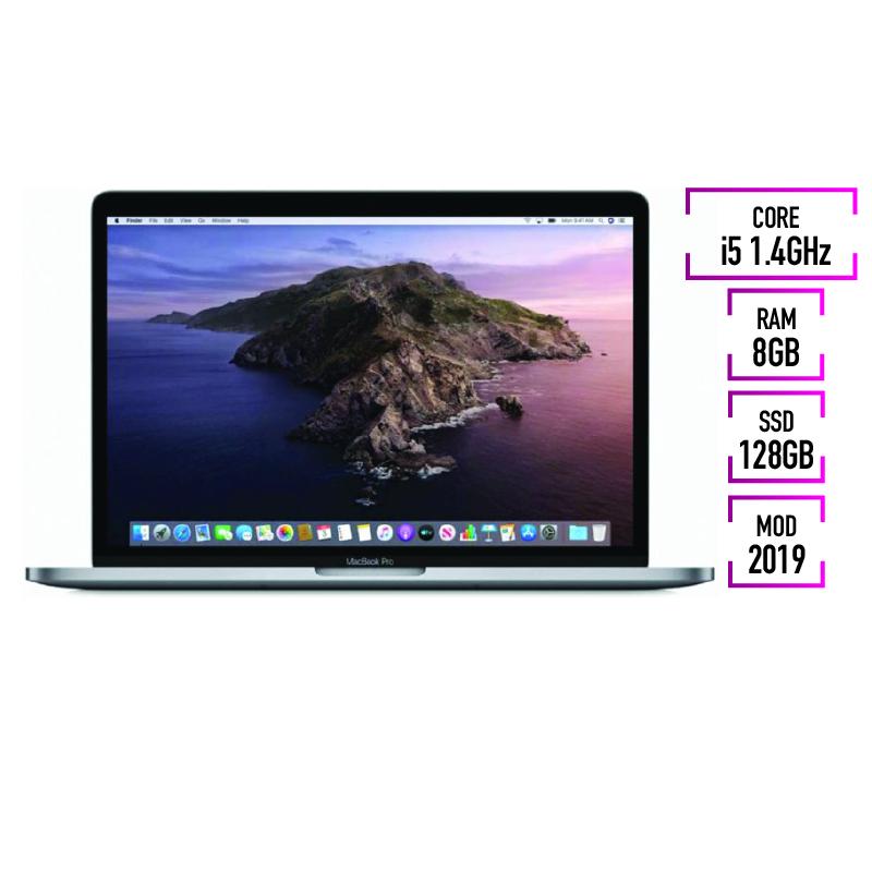 Macbook Pro 13 Touch Bar Core i5 1.4GHz/8G/128GB (2019) Chính hãng
