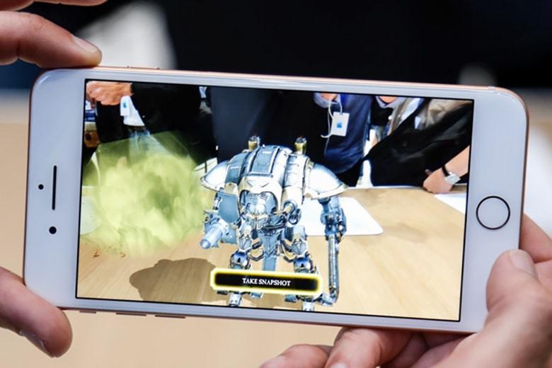 iPhone 8 Plus 256GB ZP/A Quốc Tế