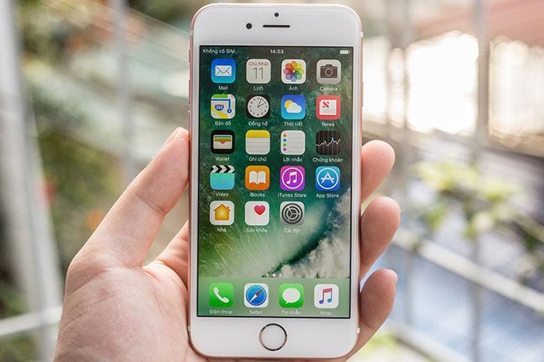 iPhone 6S 16GB Quốc tế không vân tay