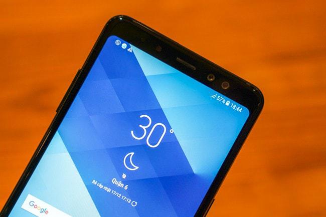 Samsung Galaxy A8 Plus (2018) CTY