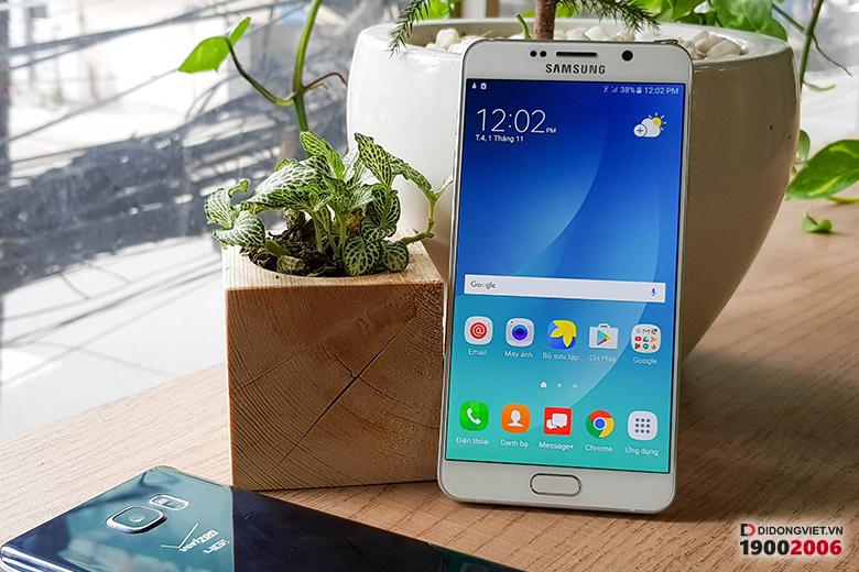 Samsung Galaxy Note 5 SM - N920 32GB (Bản Mỹ) (Like New)