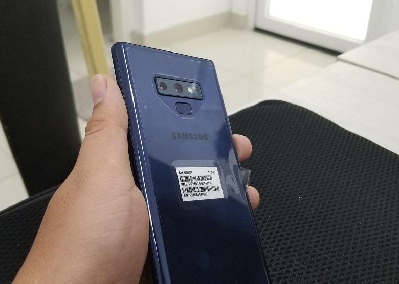 Samsung Galaxy Note 9 SM-N960F/DS (6GB 128GB) (CTY)