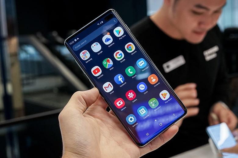 Samsung Galaxy S10 Plus SM-G975F/DS (8GB|128GB) (CTY)