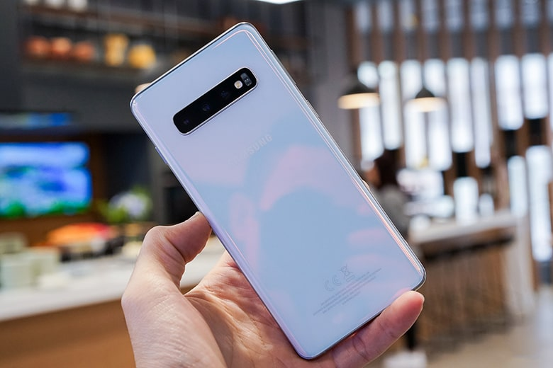 Samsung Galaxy S10 Plus SM-G975F/DS (12GB|1TB) (CTY, BHĐT)