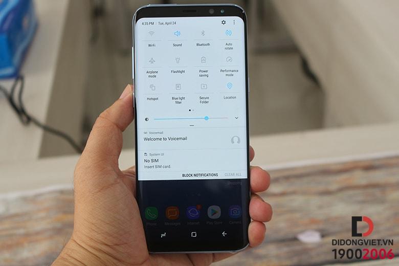 Samsung Galaxy S8 Plus SM-G955U 64GB (Bản Mỹ) (Like New)