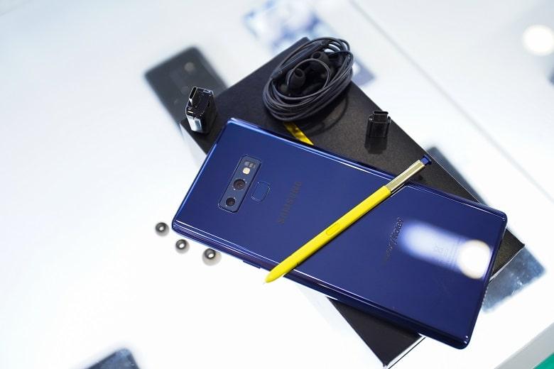 Samsung Galaxy Note 9 SM-N960 128GB (Bản Mỹ) (New, HTB)