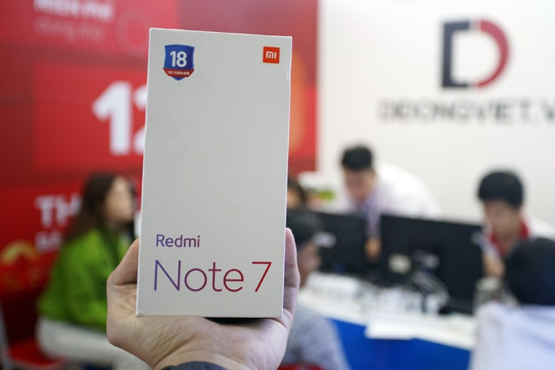 Redmi Note 7 (3GB 32GB) (CTY)