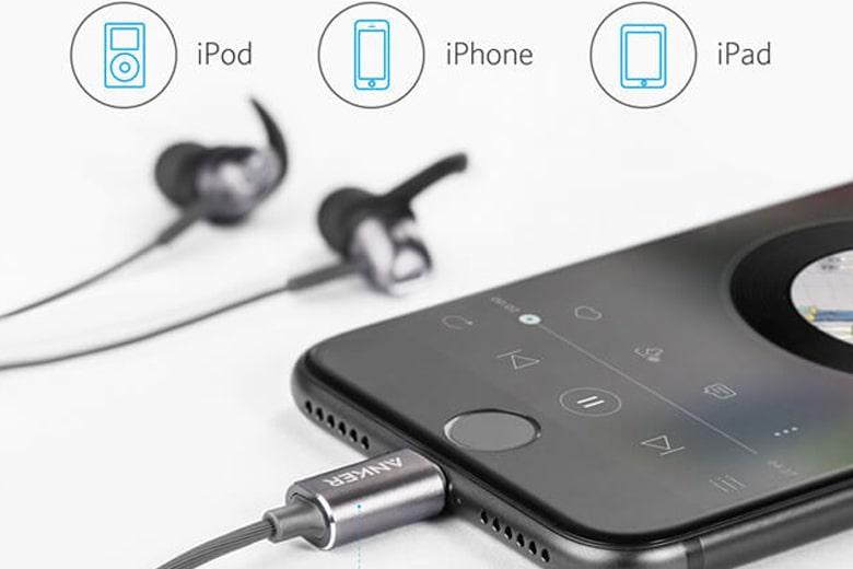 Tai nghe Anker SoundBuds Digital IE10