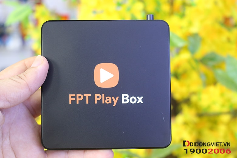 FPT Play Box 2018 hỗ trợ 4K 60fps