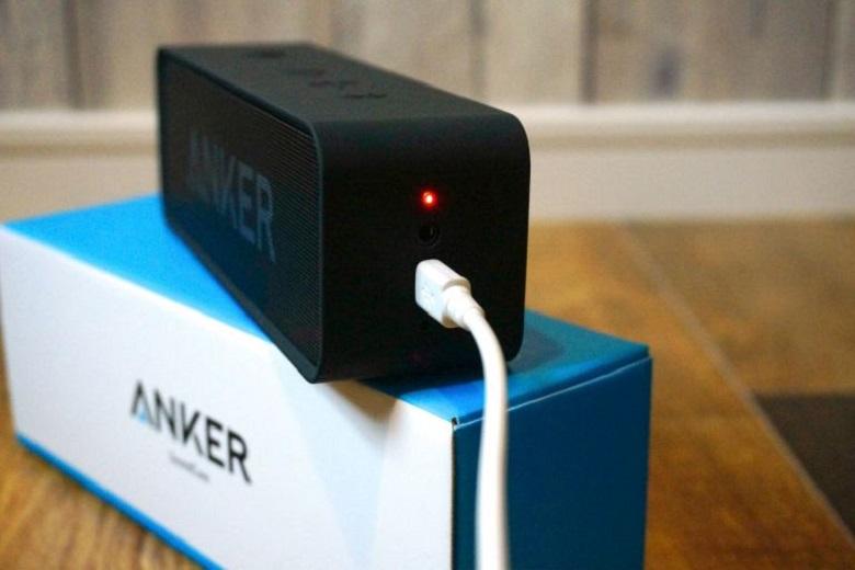 Loa Bluetooth Anker SoundCore Stereo Speaker 6W - A3102