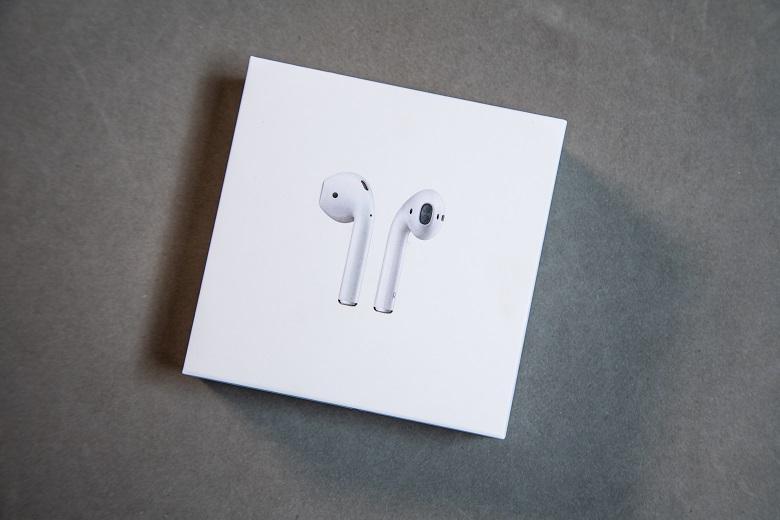 Tai nghe Bluetooth Apple AirPods 2 (No Wireless Charge) chính hãng